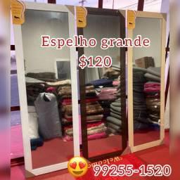Espelho grande $120