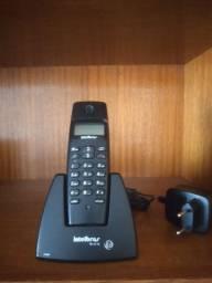 Telefone Intelbras sem fio