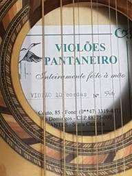 Violão Pantaneiro feito a mão