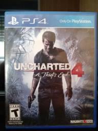 Uncharted 4 para PS4