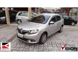 Renault Logan Expression 1.6 Automatico 2017 aceito troca e fianciamento