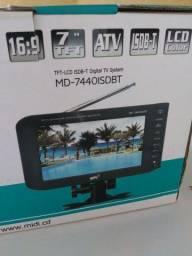 Mini tv lcd 7 pol. Marca MIDI japan
