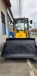 Mini retro escavadeira JCB
