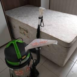 Lavagem de colchão