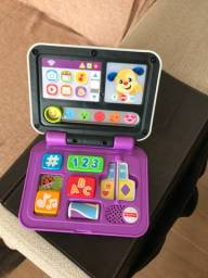 Meu Primeiro Laptop Recursos Fisher Price