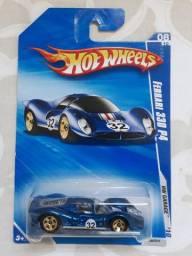 Miniatura Carrinho Hot Wheels Ferrari 330 P4 Lacrado