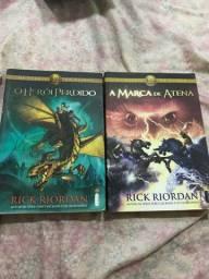 Livros do Rick Riordan