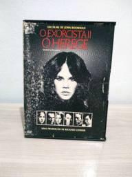 Dvd O Exorcista 2 O Herege original