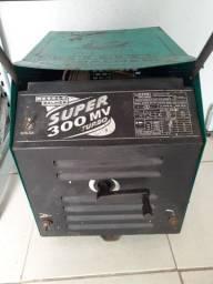 Máquina de Solda Elétrica 300 Amperes - Balmer
