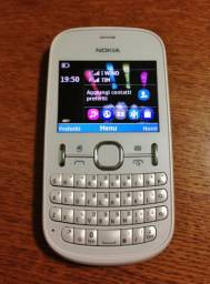 Nokia Asha 201 Celular p/idoso - 50R$