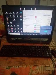 Vendo desktop em bom estado.