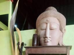 Buda gigante peça única no brasil