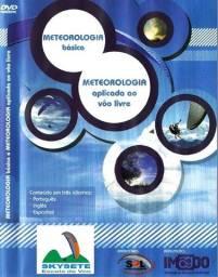 Dvd Meteorologia Aplicada Ao Voo Livre