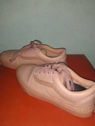 Tênis vans rosa 38
