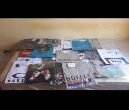 Camisas peruanas nas seguintes marcas