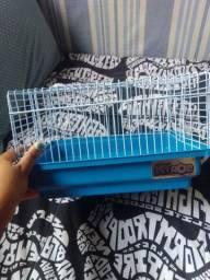 Gaiola de hamster com assessórios