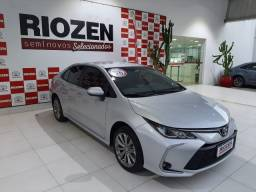 New Corolla 2020 com apenas 4 mil km!