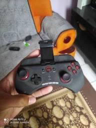 Controle Bluetooth ipega pra jogos
