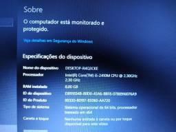 Notebook Sony Vaio ACEITO TROCA