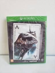 Jogo Batman Return To Arkham Xbox One