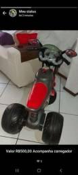 Moto GP6V Elétrica