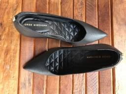 Sapato social scarpin  número 37  Jorge bischoff