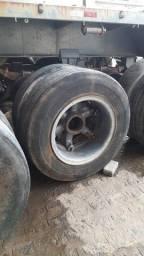 Cubos raiado para pneus 1100 /22