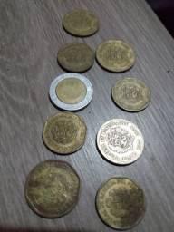 Vendo moedas antigas peruana whatsapp