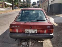 Vendo Escort GL 1992