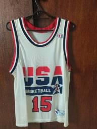 Camisa Original Dream Team importada dos EUA (Raridade)