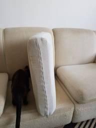 Sofa 3 lugares usado