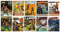 Zagor - Coleção digital completa - todas as editoras hqs (atualizada)