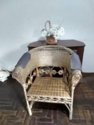 Cadeira de Vime
