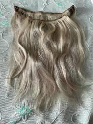 Mega hair de tela