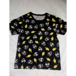 Camisetas Rock (4 anos) - 10 reais cada