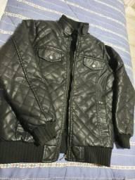 Jaqueta de couro nunca usada