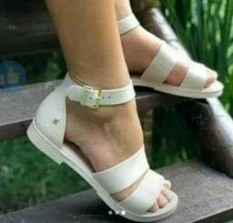 Sandálias novas pronta entrega