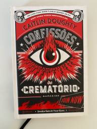 Livro Confissões do crematório Darkside