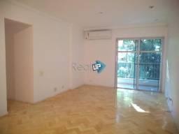 Apartamento à venda com 3 dormitórios em Cosme velho, Rio de janeiro cod:25706