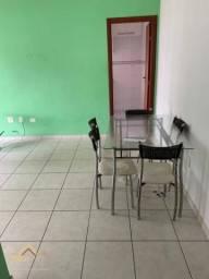 Apartamento com 2 dormitórios à venda, 80 m² por R$ 320.000,00 - Vila Guilhermina - Praia