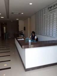 Título do anúncio: Sala, 35 m² - venda por R$ 280.000,00 ou aluguel por R$ 2.000,00/mês - Ponta da Praia - Sa