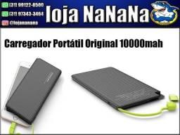 Carregador Portátil Original 10000mah *iPhone e todos os modelos de celulares atuais*