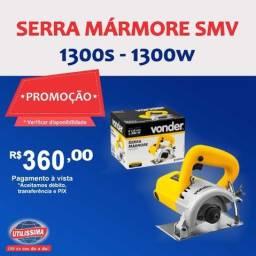 Serra Mármore Smv 1300s 50-60 Hz 127v- Vonder 1300w
