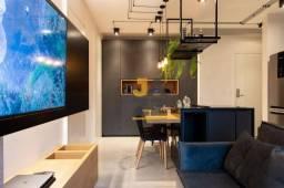 Apartamento com 1 dormitório à venda, 43 m² por R$ 440.000,00 - Vila Lídia - Campinas/SP