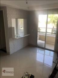 Apartamento com 2 dormitórios à venda, 52 m² por R$ 230.000,00 - Parque São Vicente - Mauá