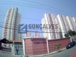 Apartamento à venda com 2 dormitórios em Jardim do estadio, Santo andre cod:1030-1-140024