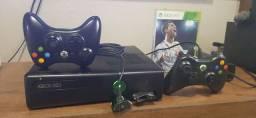 Xbox 360  slim 2 controles