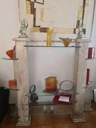 Estante de mármore bahia