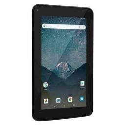 Tablet Multilaser M7S GO NB316 Preto com 8GB, Tela 7?, Wi-Fi, quad core.