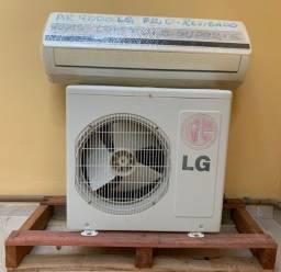 Ar Condicionado LG 9.000 BTUs Frio Promoção !!!